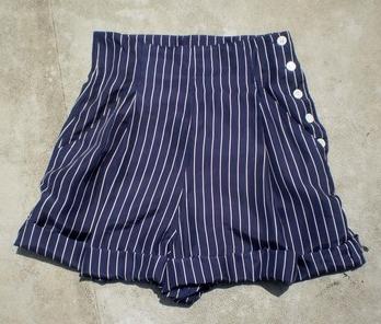silk shorts