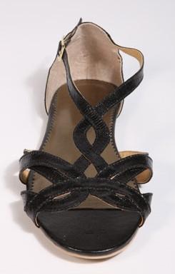 swirl sandals