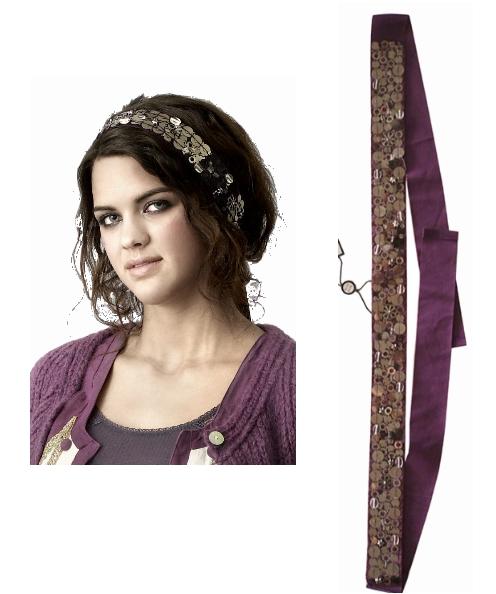 gary belt headband